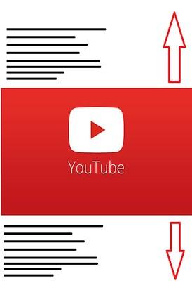 Автозапуск видео ютубе при пролистывании