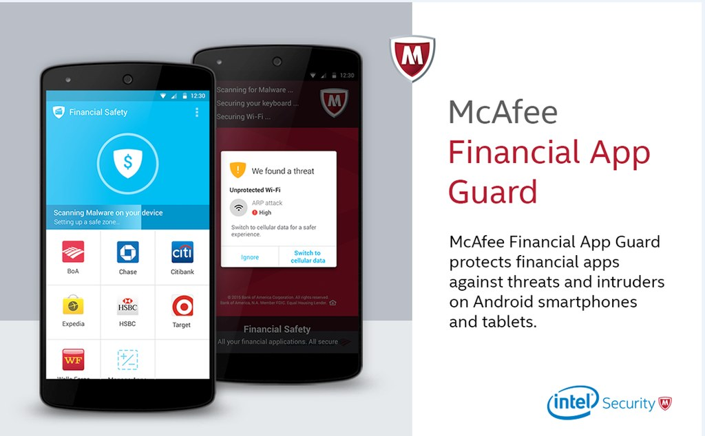 Financial Security для Android