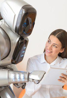Робот определеяет тематику сайта