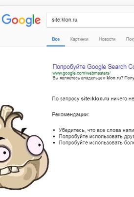 Борьба с клонами сайтов