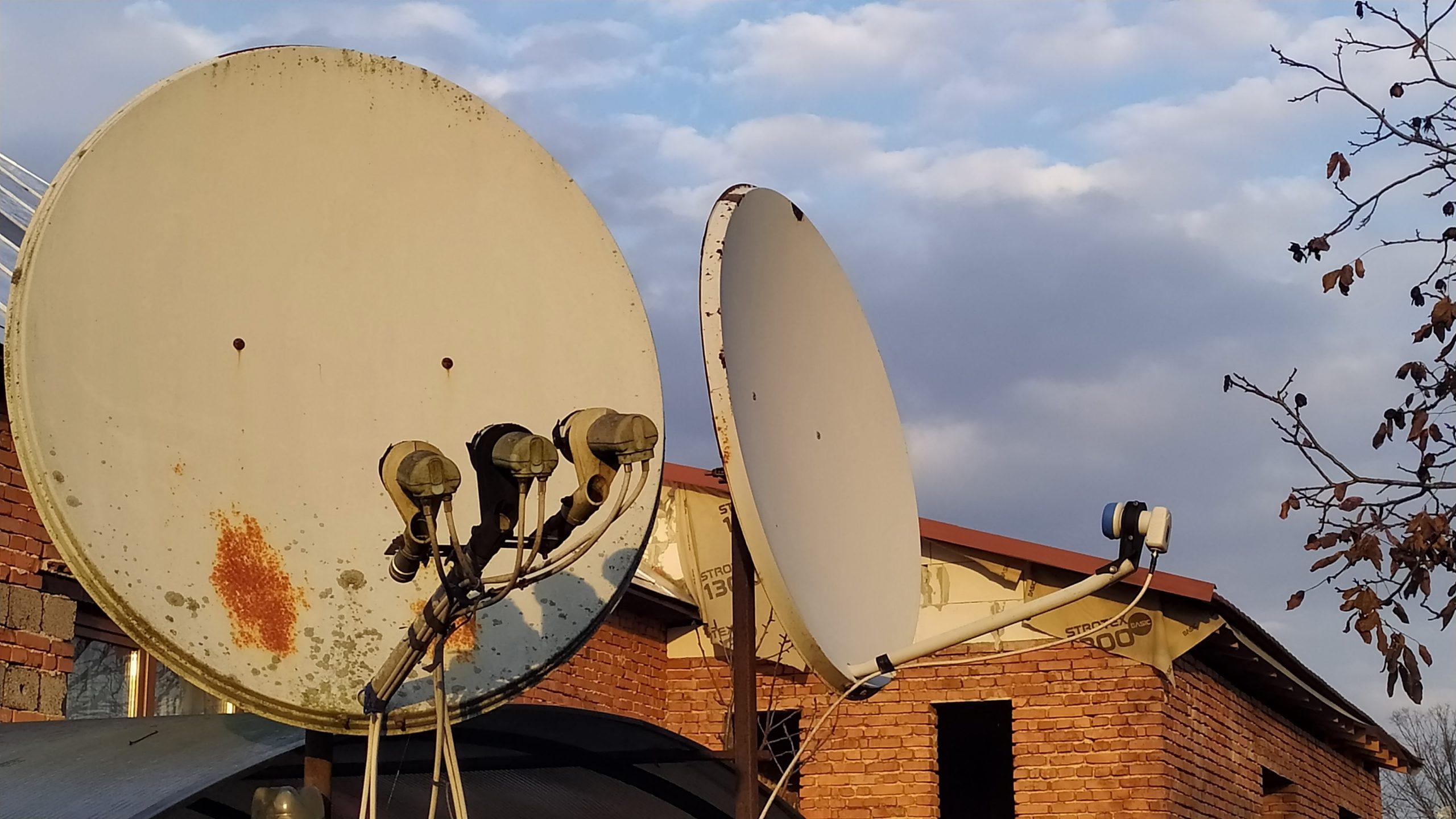 Eutelsat относительно традиционной тройки: Hotbird, Amos, Astra